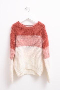 Sweater rayado Forever 21