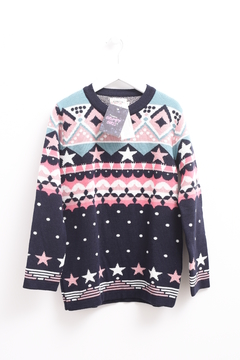 Sweater franjas Kevingston