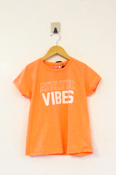 Remera Athletic vibes