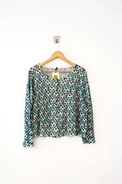 CARDIGAN  ESTAMPADO
