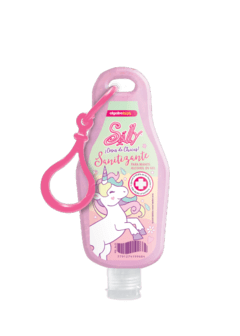 SALLY alcohol en gel Pocket 60 ml