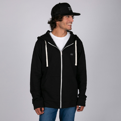 Campera Billabong All Day Negra (MBZIPALL) - La Cresta Surf Shop