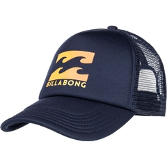 Gorra Billabong Podium Trucker Azul