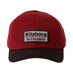 Gorra Billabong Walled Stretch Bordó - comprar online