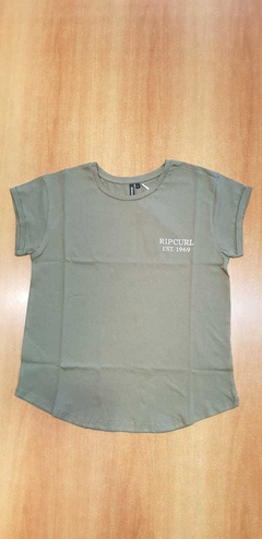 Remera Rip Curl Mujer Relaxed Print (3691)