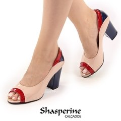 RETRO (PEEP-TOE) CONFORT, COD 903