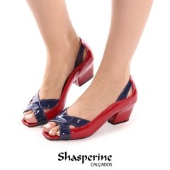 RETRO (PEEP-TOE) CONFORT, COD 408