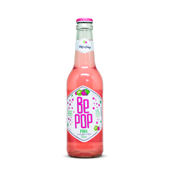 Be Pop Pink Lemonade 355ml