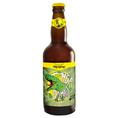 CERVEJA BLONDINE HOP DAMAGE IMPERIAL IPA 500ML