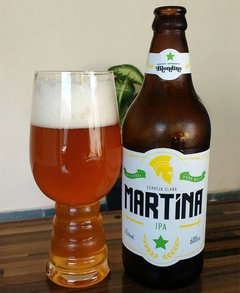 CERVEJA MARTINA SESSION IPA 600ML na internet