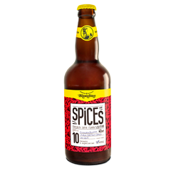 CERVEJA BLONDINE SPICES SAISON 500ML