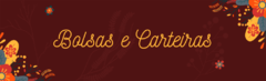 Banner da categoria Bolsas e Carteiras