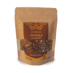 Kit Granola Chocolate 200g + Tempero Crocante