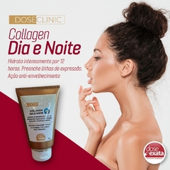 Dose Clinic Collagen Dia e Noite
