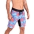 Bermuda masculina Fourmixx Summer colorida - Formi Store - Sua loja do Fitness