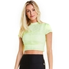 Cropped Luxor Verde Lime