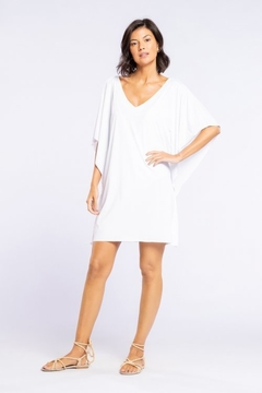 Kaftan Essential White