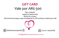Gift Card Mon Amour - comprar online