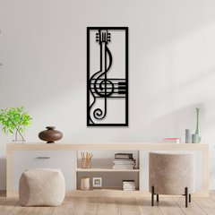 WALLART MADERA - MIX MUSICAL