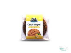 "Cookie integral ""Mas Brownie"" Sabor Limón y chía"