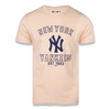 Camiseta New Era Slim - MLB New York Yankees College Type