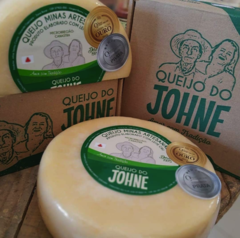 Queijo Canastra do Johne - comprar online