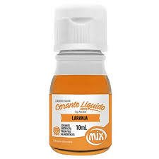 CORANTE MIX 10ML LARANJA (MIX - 417) - comprar online