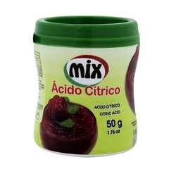 ACIDO CITRICO 50G MIX (MIX - 5673)