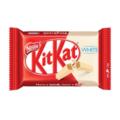 KIT KAT BRANCO 41,5G NESTLE  (NESTLE - 9775)