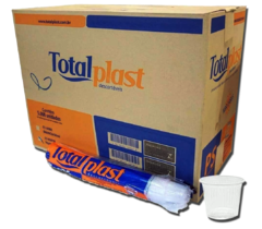 COPO TOTALPLAST BCO 50ML (TOTALPLAST - 290) na internet