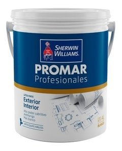 Látex Profesional Acrílico Sherwin Williams Blanco X 10 Lts