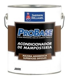Fijador Al Aguarras Sherwin Williams X 4 Lts