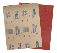 Papel Lija Norton A257 Pack x 50 un