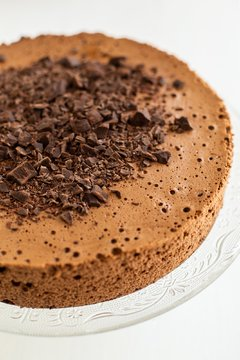 Torta mousse chocolate sin tacc