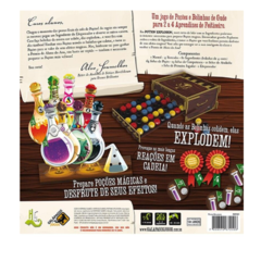 Potion Explosion - Távola Games