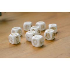 Imagem do Rory's Story Cubes: Harry Potter