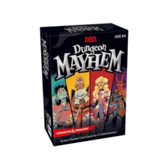 D&D: DUNGEON MAYHEM [VENDA ANTECIPADA]