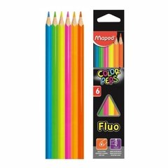 LAPICES FLUO COLORPEPS MAPED