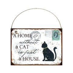 House whithout a cat