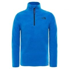 Buzo The North Face Polar Glacier 1/4 Zip- Kids en internet