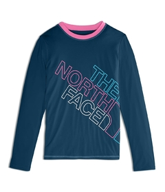 Remera The North Face Long Sleeve Amphibious- Kids Niñas