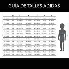 Campera Adidas Yg Bb Fz- Kids en internet