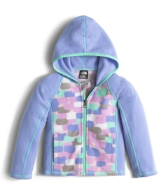 Campera The North Face Glacier FullZip- Kids Niñas