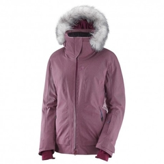 Campera Salomon Weekend- Mujer