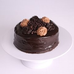 Torta Africana: Chocolate y Mousse