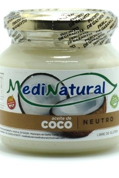 Aceite De Coco Medinatural 200ml