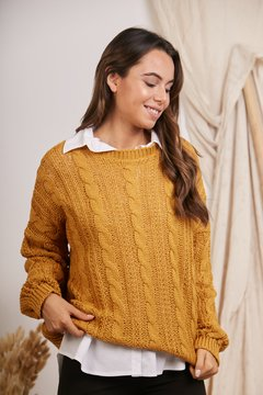 SWEATER GALINA - checaonline