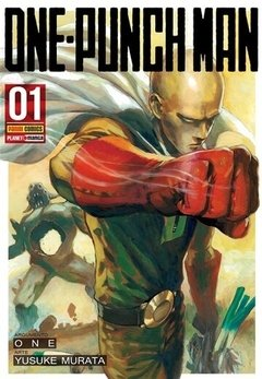 One-Punch Man vol.01