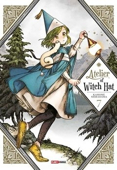 Atelier of Witch Hat vol.7