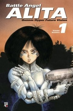 Battle Angel Alita # 1